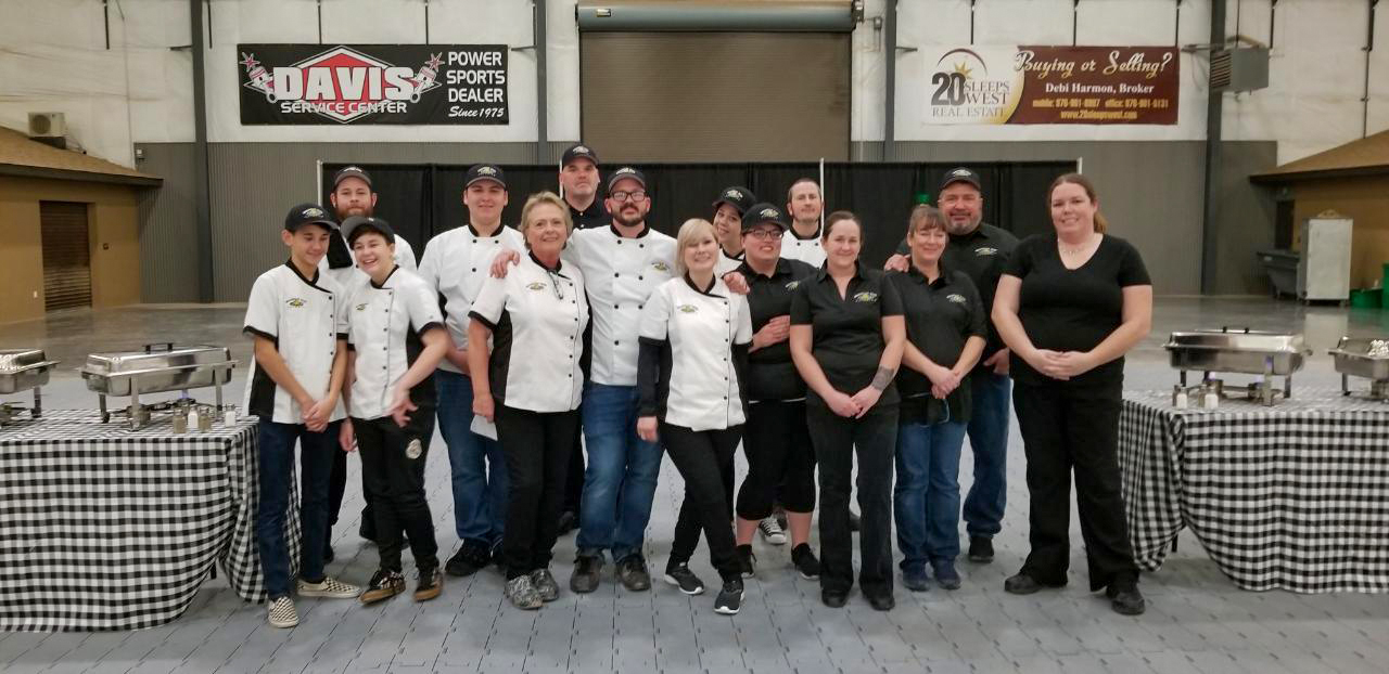 catering team in montrose, co