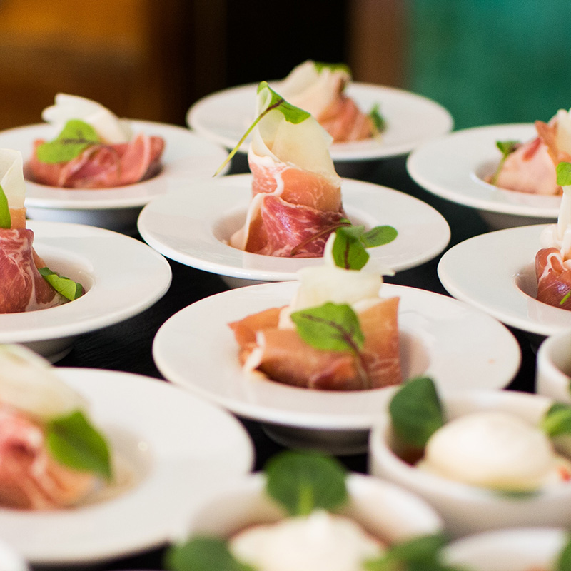 Hors d'oeuvres & Appetizer Catering