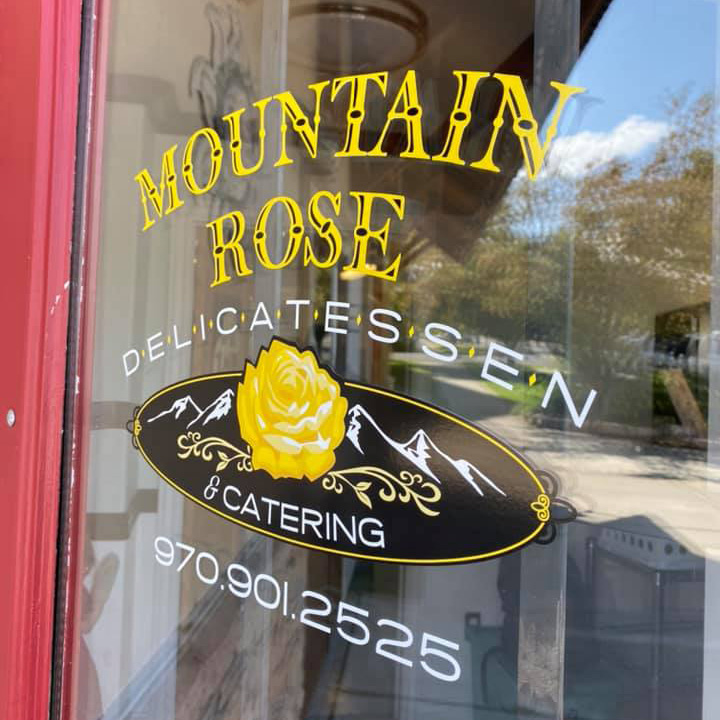 Mountain Rose Catering Deli in Montrose CO