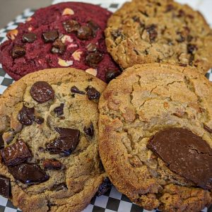 Cookie Selection by Mountain Rose Catering